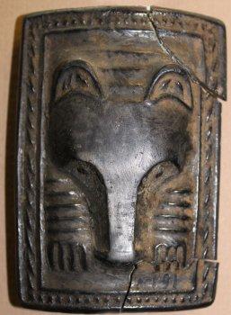 История одного экспоната. Бляха с изображением медведя в жертвенной позе